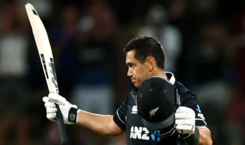 Ross Taylor. (Source: Twitter)