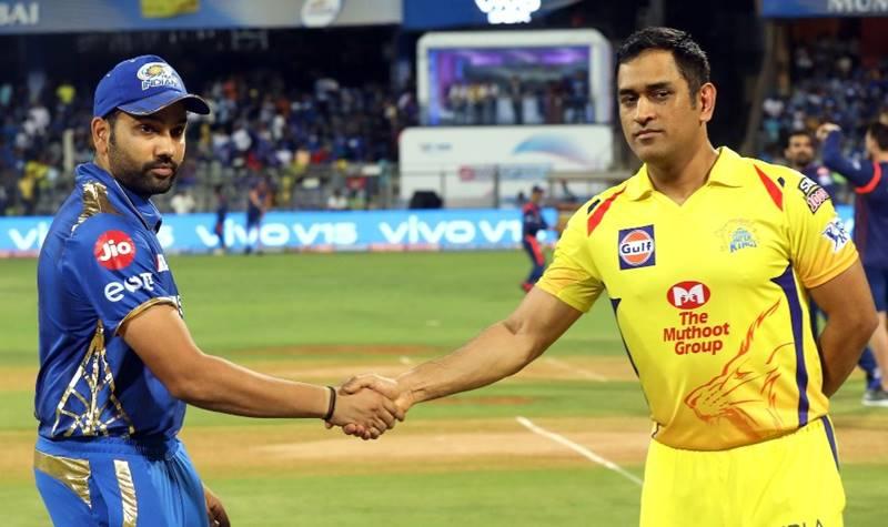 IPL 2020, MI vs CSK: Mumbai Indians take on Chennai Super Kings in opener. (Source: Twitter)
