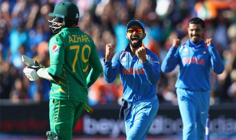 Pakistan to host India